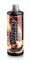 Poza Carnitine Pro Liquid IronMaxx 1000 ml Mango