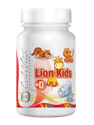 Lion Kids -vitamina D