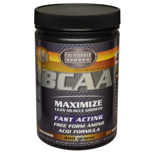 Poza California Fitness BCAA