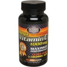 California Fitness Mega Vitamin C 1000 MG 90 tab